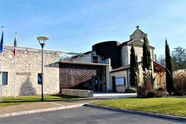 Mairie de Monbazillac