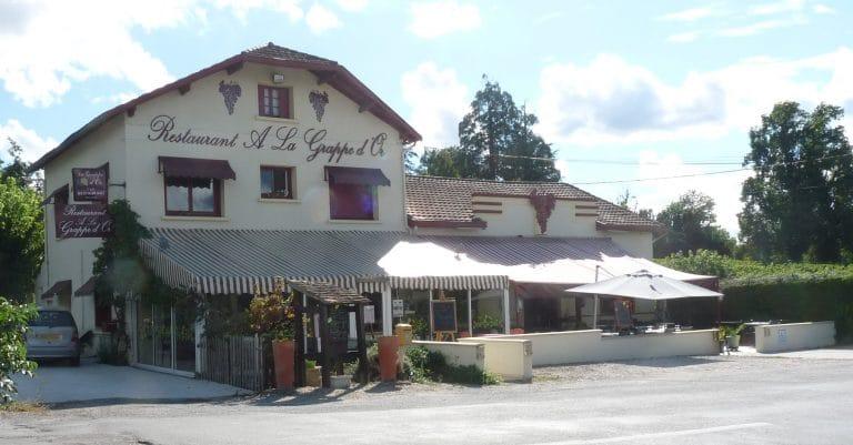 03 Restaurant La Grappe D'or