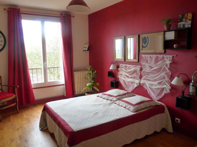 Chambre D'hôte Rouge 1