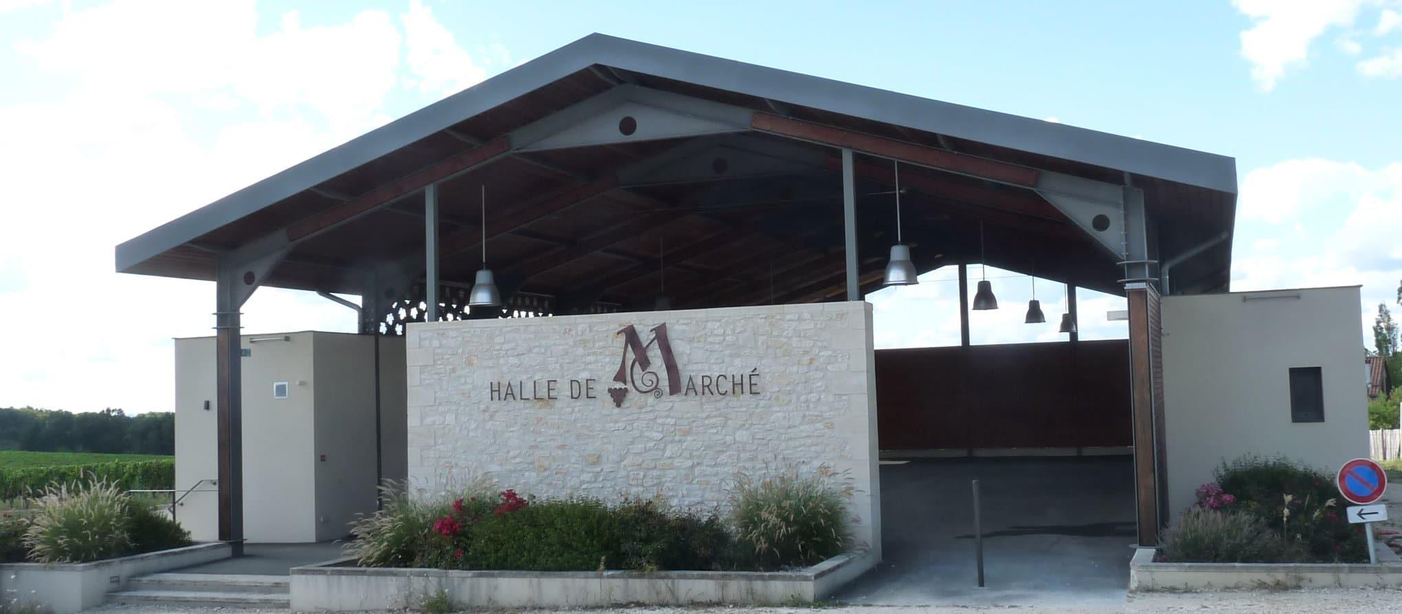 Halle Marche Monbazillac