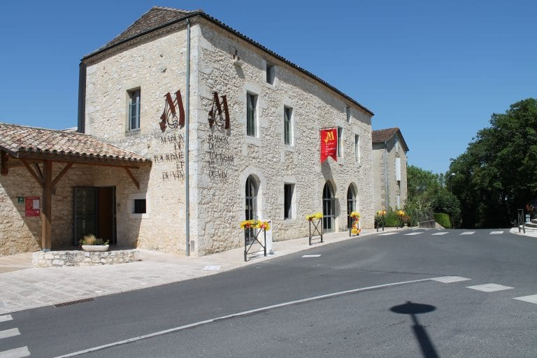 Maison Tourisme Vins Monbazillac