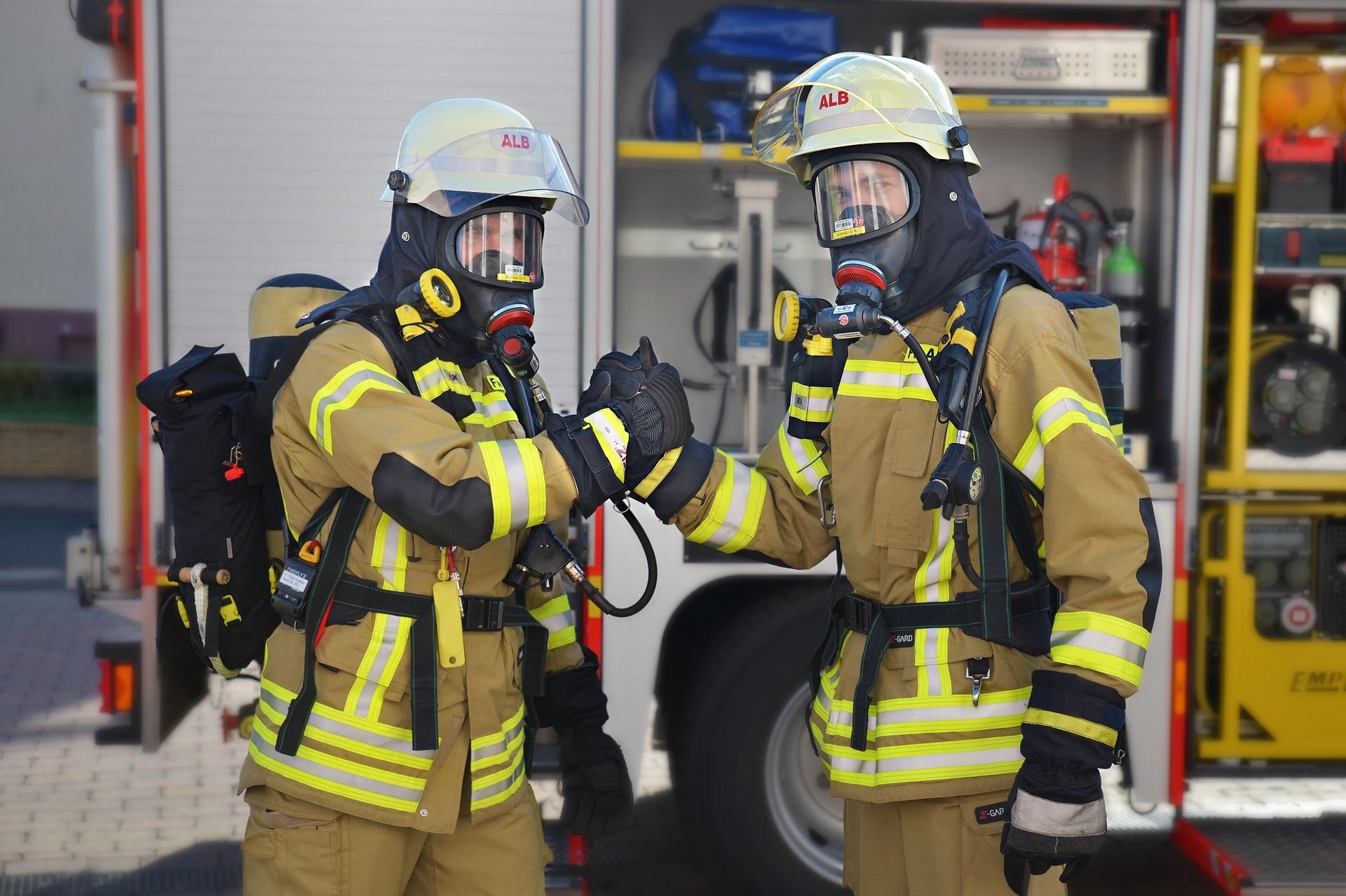 Pompiers Monbazillac