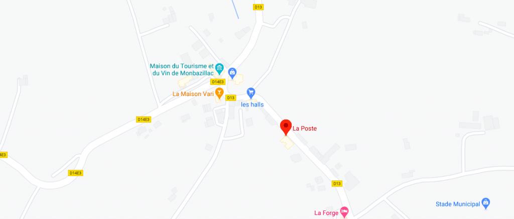 Agence Postale Monbazillac