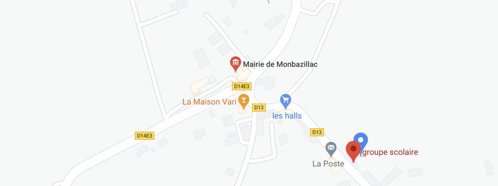 Monbazillac Bibliothèque